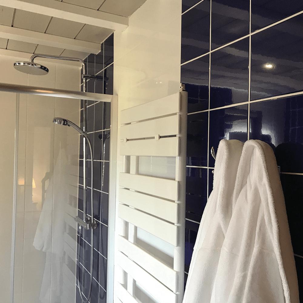 Gîte Baie de Somme Salle de bain et douche